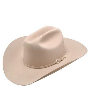 Stetson Cowboy Hat 6X Beaver Fur Chocolate SKYLINE With Free Hat Brush